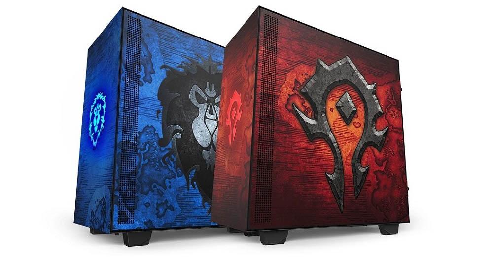 NZXT World of Warcraft Case