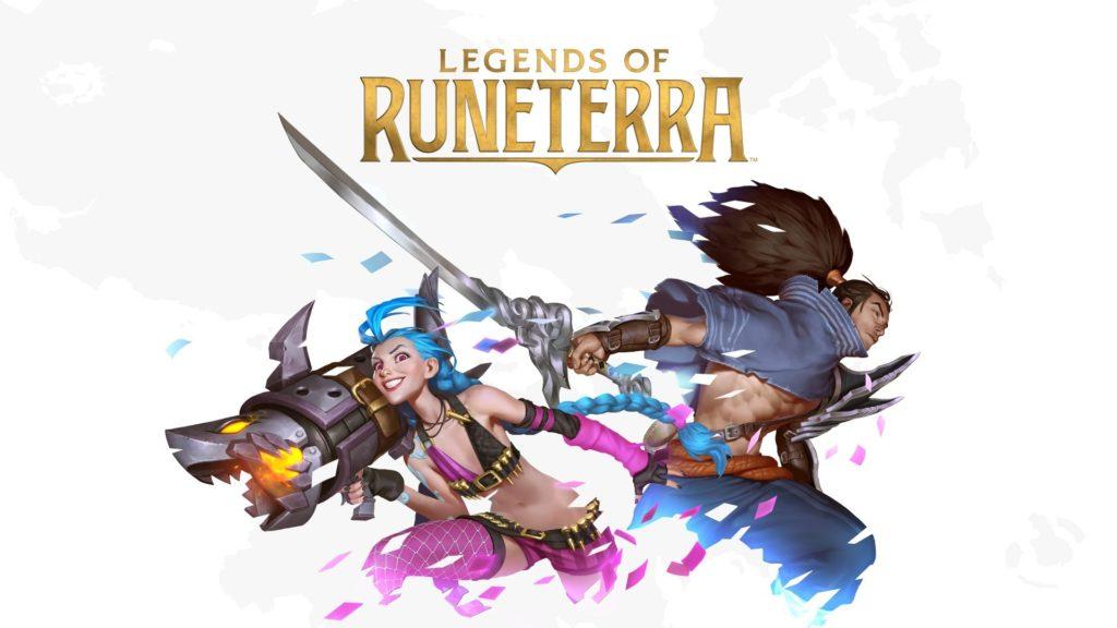 Requisitos minimos Legends of runeterra